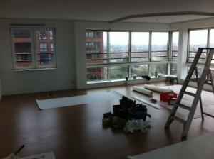 Appartement Enschede boulevard Wim Heupers Schilderwerken 2